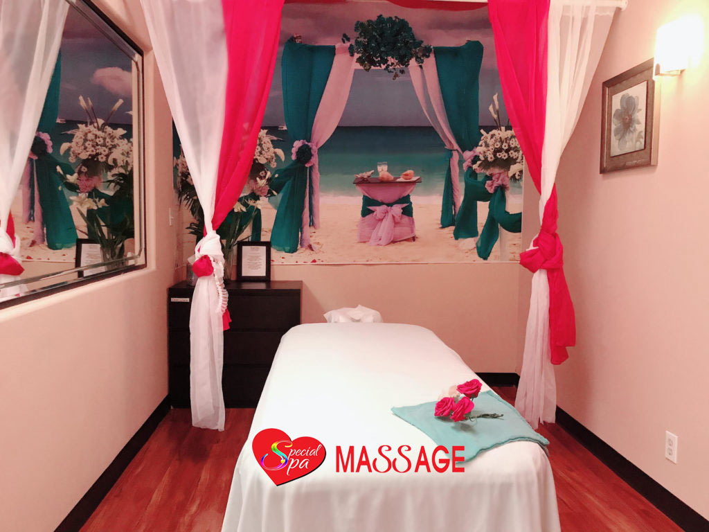 Angel massage room 1
